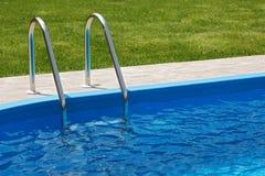 Free Blue Pool Royalty Free Stock Photos - 15022748