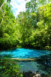 Blue Pool Royalty Free Stock Photos