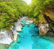 Blue pools Stock Photos