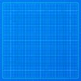 Blue print Stock Illustration
