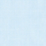 Blue printed dots pattern. Royalty Free Stock Photos