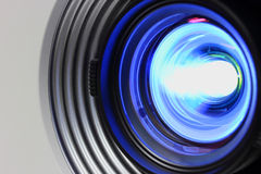 Free Blue Projector Stock Photos - 55818013