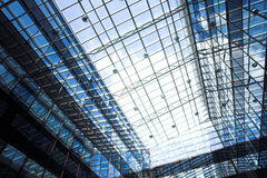 Free Blue Protection Ceiling Royalty Free Stock Image - 5054876