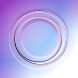 Blue purple abstract background Stock Image