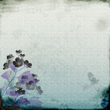 Blue Purple Paper Royalty Free Stock Photography