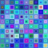 Blue, Purple, Pattern, Square royalty free stock images