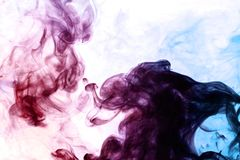 Background of smoke vape Royalty Free Illustration