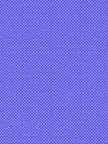 Blue and Purple Polka Dot Stock Image