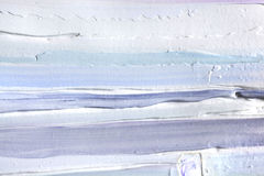 Blue and purple stripes stucco relief. Texture stock photography