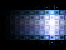Blue Purple tile background Royalty Free Stock Image
