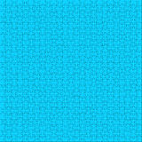 Blue puzzle. Raster #1 1 Royalty Free Stock Images