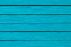 Blue PVC Wood Wall Pattern Stock Photo