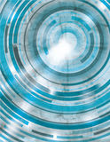 Funky radial background Stock Photo