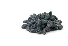 Blue raisins Stock Photos