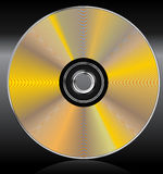 Blue-ray dvd cd vector Stock Photo