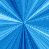 Blue rays Stock Photos