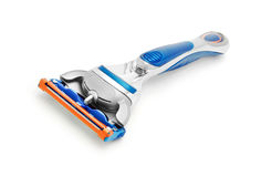 Blue Razor Stock Photos