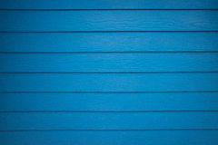Blue Real Wood Texture Background Royalty Free Stock Images