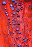 Blue and red abstract Royalty Free Stock Photography
