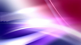 Blue Red Abstract stock footage