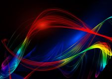 Blue, Red, Light, Computer Wallpaper Stock Images