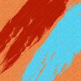 Blue, Red, Orange, Sky Stock Images