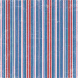 Blue Red Pink Fabric Swatch Royalty Free Stock Image