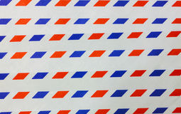 Blue,red,white horizontal line background. Stock Photo
