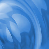 Blue Reflective Background Royalty Free Stock Image