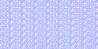 Blue repeating pattern Stock Photo