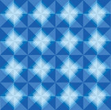 Blue retro abstract background Royalty Free Stock Image