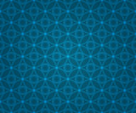Blue retro background Royalty Free Stock Image