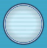 Blue retro background with round. Vector eps10 Royalty Free Stock Photo