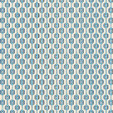 Blue Retro Pattern Royalty Free Stock Image
