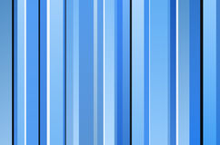 Blue Retro Stripes Royalty Free Stock Photo