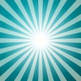 Blue Retro Vector Background - Star Shape. Blue Retro Vector Background with Star Shape royalty free illustration