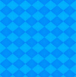 Blue rhombus pattern Royalty Free Stock Photos