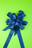 Blue ribbon Stock Photos
