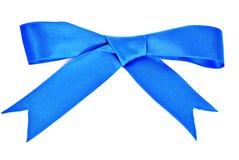 Blue ribbon Stock Images