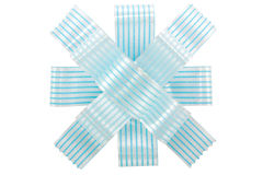 Blue Ribbon Foto de archivo
