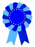 Blue Ribbon Award Royalty Free Stock Image
