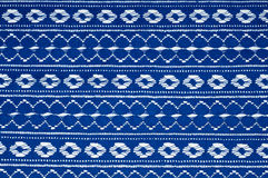 Blue ribbon background. Blue ribbon with ornament background Stock Photography