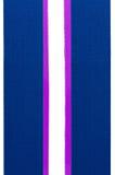 Blue ribbon border Royalty Free Stock Photo