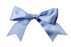 Blue ribbon Stock Photography