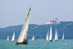 Blue Ribbon sailing event