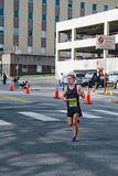 Blue Ridge Marathon Finish Line, Roanoke, Virginia, USA