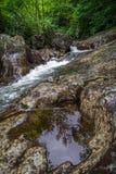 Blue Ridge Mountain Stream 4 Royalty Free Stock Photo