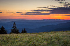 Blue Ridge Mountain Sunrise 3