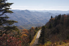 Blue Ridge Parkway Stock Images
