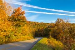 Blue Ridge Parkway Stock Photography